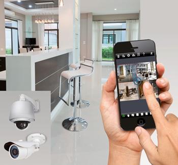 Video surveillance à distance